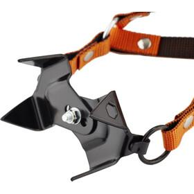 Climbing Technology Mini Crampons 4P, black/orange
